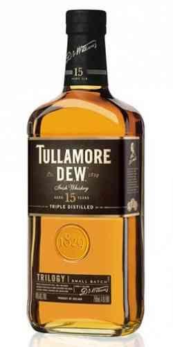 Tullamore Dew 15yr Trilogy Irish Whiskey