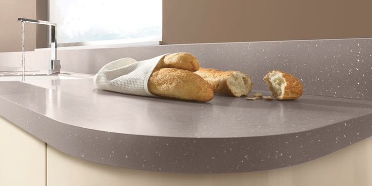 Maia Worksurfaces - Solid Surface Kitchen and Bathroom Worktops