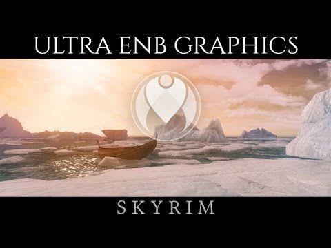 4K TEXTURE NATURE  | Skyrim Ultra High ENB - Photoreal Graphics | Nvidia...