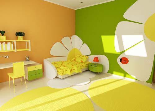 L'art du Feng Shui dans une chambre d'enfant