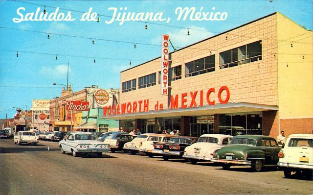 vintage everyday: Mexico in The 1950s-1960s