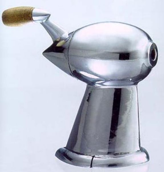 Raymond Loewy Pencil Sharpener: ca 1934.  Created by the father of industrial design.