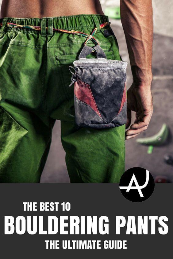 Best Bouldering Pants - Best Rock Climbing Clothes… #climbingoutfit