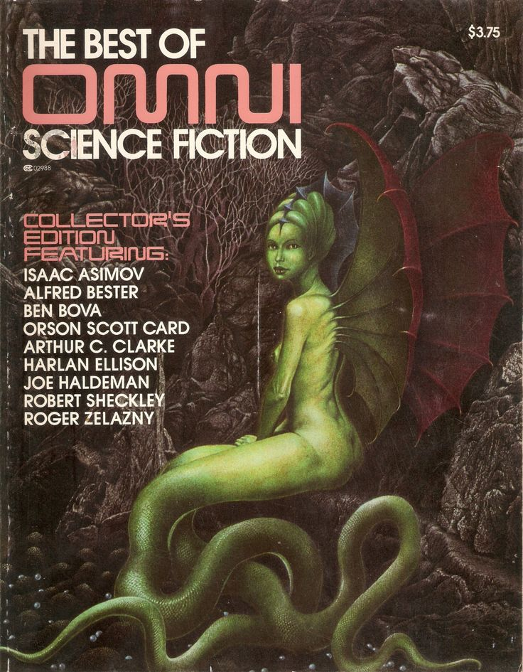 The Best of Omni Science Fiction by Francopuces on Etsy