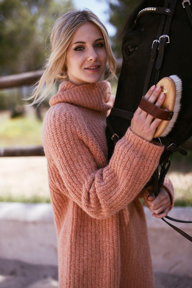 ChillNorway knitwear jumper dress