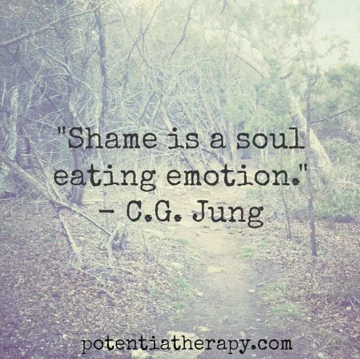 Shame, resentment, hurt, and pain