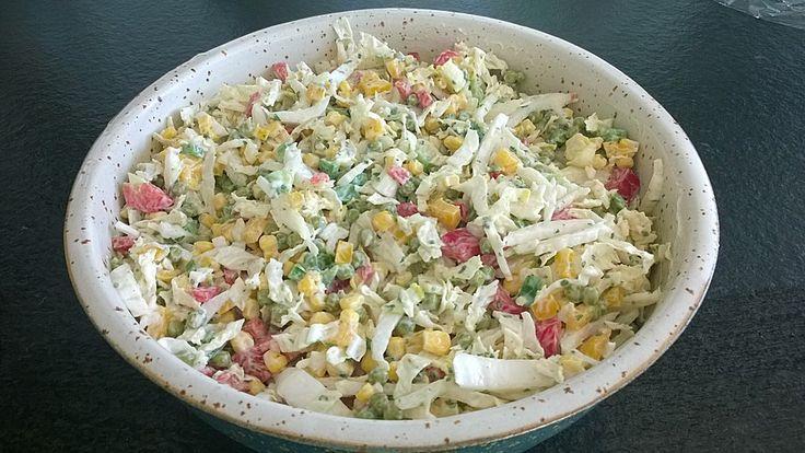 Übernachtsalat, ein sehr leckeres Rezept aus der Kategorie Gemüse. Bewertungen: 18. Durchschnitt: Ø 4,3.