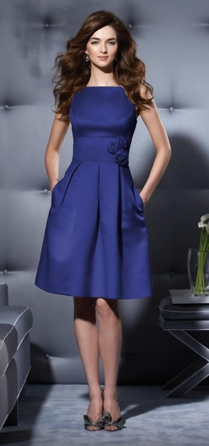 Another possibility, Dessy Bridesmaid Dresses - Style 2780 - Duchess Satin