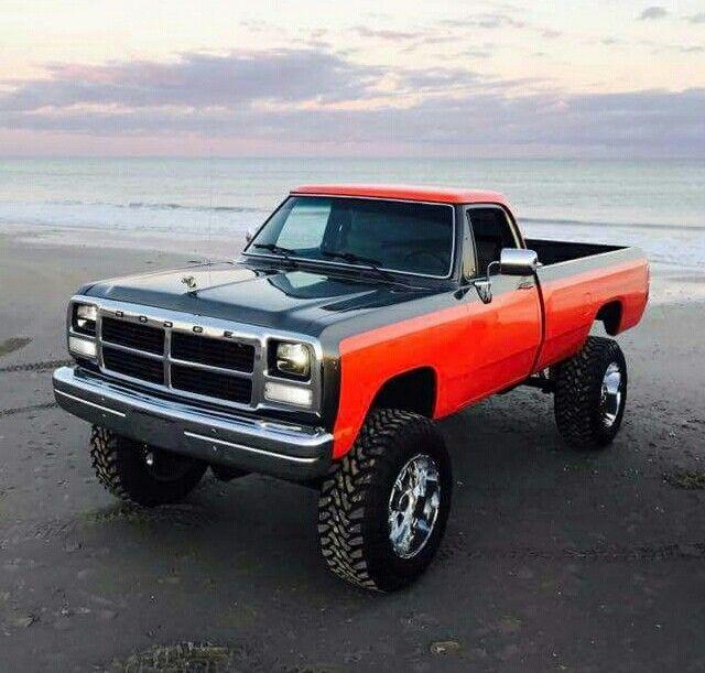 1993 Custom Dodge Truck