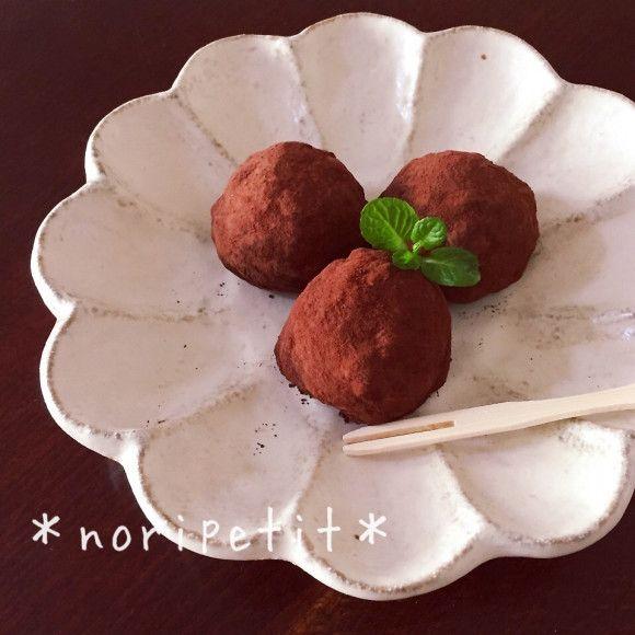 お餅アレンジレシピ♡簡単〜チョコ雪見だいふく♡