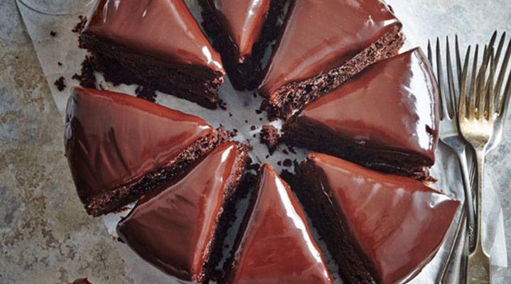 10 Most Decadent Chocolate Desserts - Gourmandelle | Chocolate Beetroot Cake