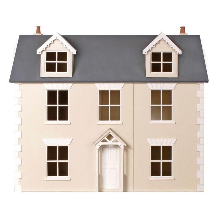 1 24th scale willow cottage dolls 39 house roomy easy to Victorian cottages kit homes