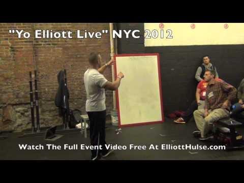 How do I find MY Non-Job audience? [Yo Elliott Live NYC 2012]