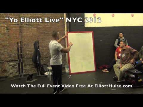 How do I find MY Non-Job audience? [Yo Elliott Live NYC 2012]