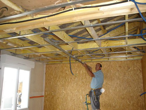 7 best Plafond images on Pinterest Ceiling, Building and Construction