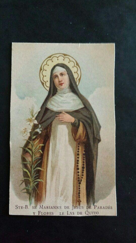 Ste-B. se Marianne de Jesus