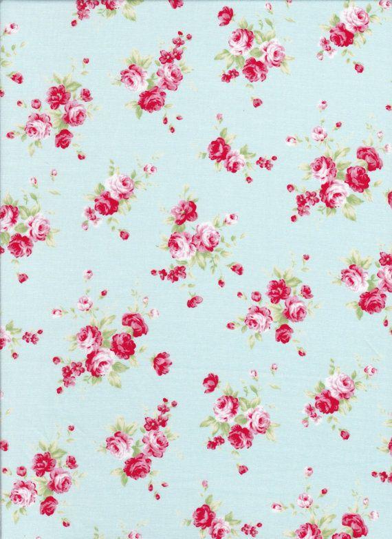 Collection Floral Lecien 30742 70 L par DonnasLavenderNest sur Etsy, $5.50