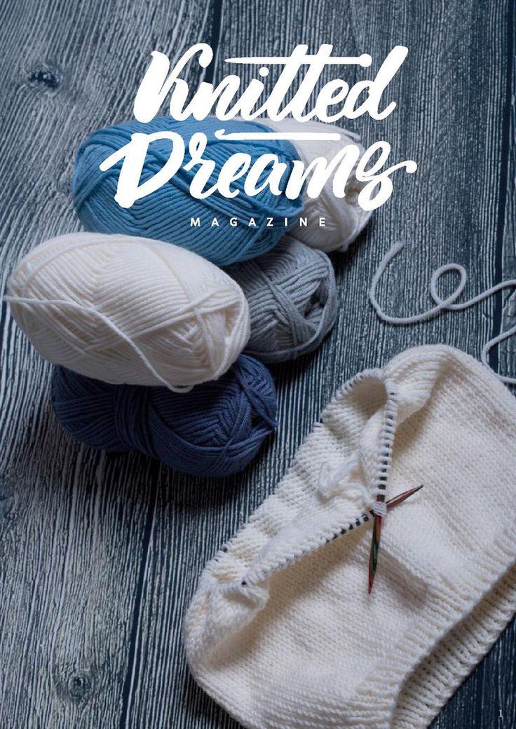 Knitted Dreams №1 2016 - 轻描淡写 - 轻描淡写
