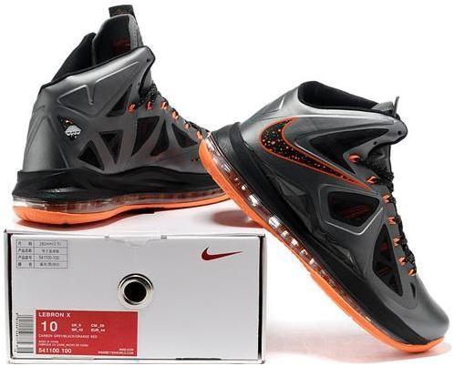 http://www.asneakers4u.com Nike Zoom Lebron 10 X Shoes Black