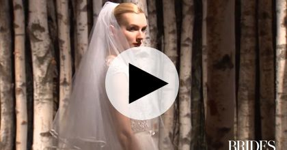 Brides: Watch Naeem Khan's Spring 2015 Bridal Runway Show