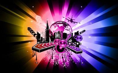City Music wallpaper