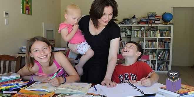 Ebeveynlere Evde Çocuk Eğitimi İçin Yardımcı Olacak 7 Öneri