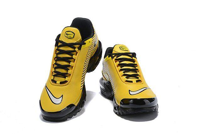 Nike Mercurial TN Air Max Plus Yellow