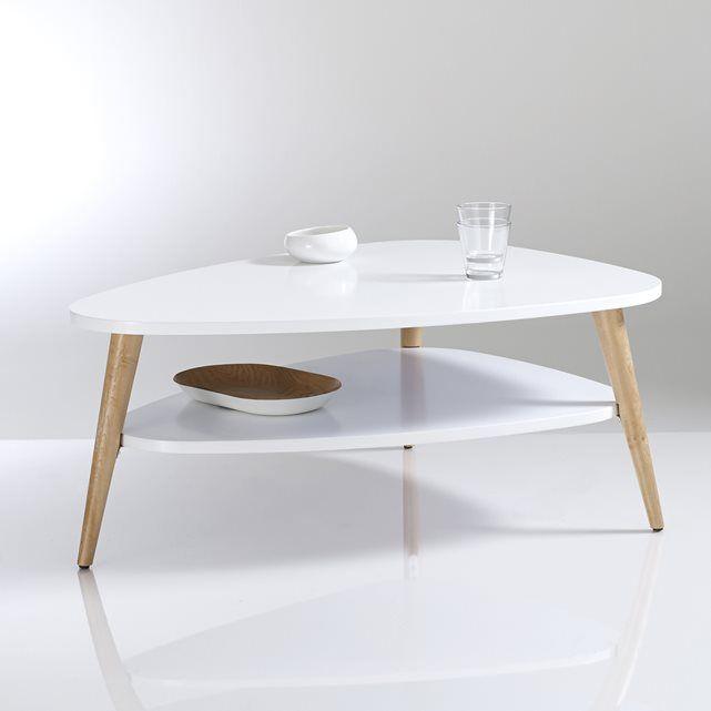 Table basse vintage double plateau, Jimi La Redoute Interieurs | La Redoute Mobile                                                                                                                                                                                 Plus
