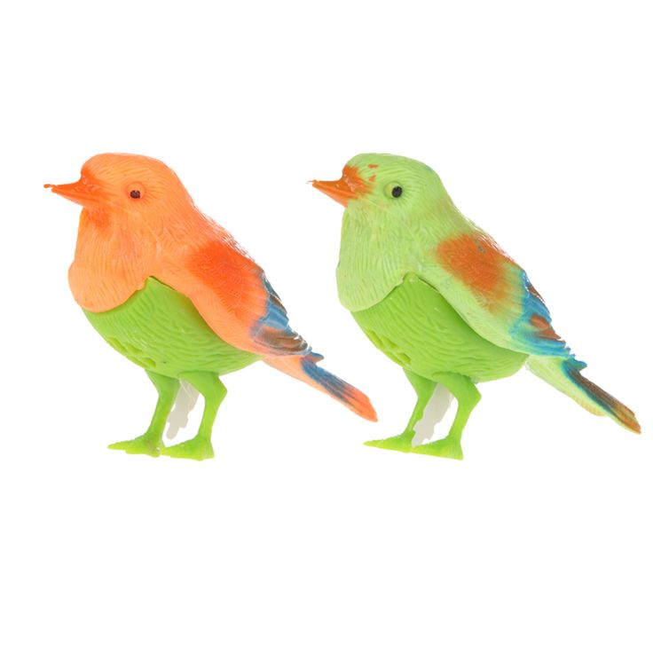 Voice Control Music Bird Simulation Cute Sing Song Bird Toy Doll Electronic Pets Cage Decorations Toys Morning Birds