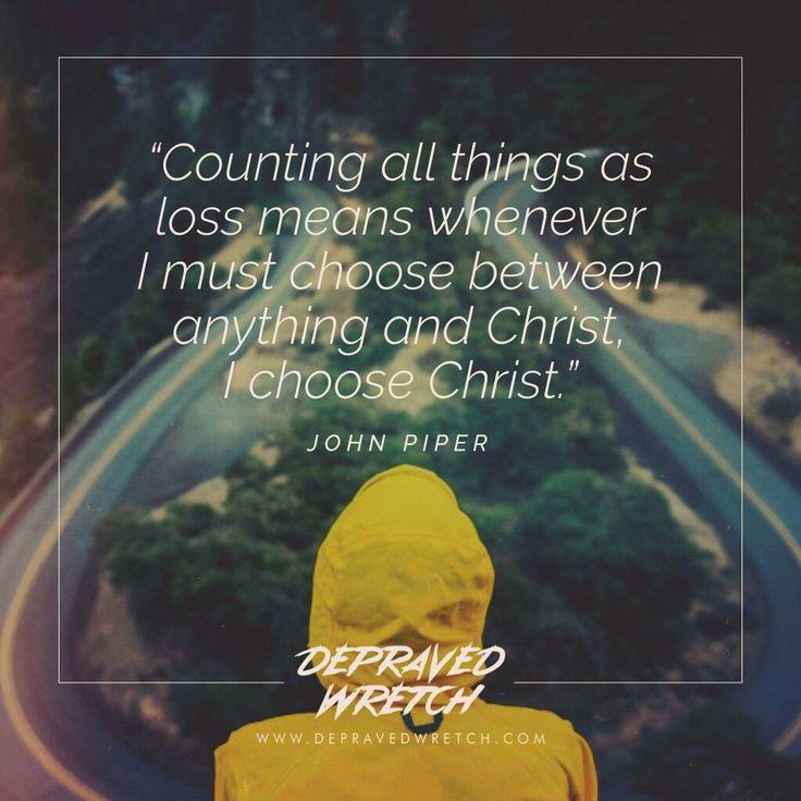 christian quotes | John Piper quotes | suffering | Jesus