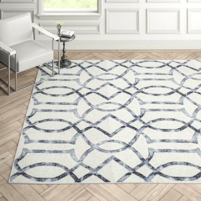 Willa Arlo Interiors Frostley Hand Tufted Silver Off White Area Rug Reviews Wayfair In 2020 Silver Area Rug Area Rugs For Sale White Area Rug