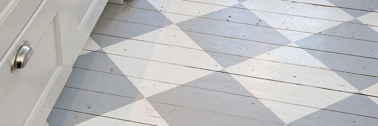 Love this floor!!