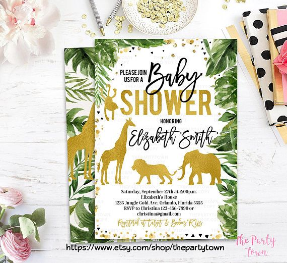 Elegant Safari Baby Shower: Best 25+ Baby Shower Giraffe Ideas On Pinterest