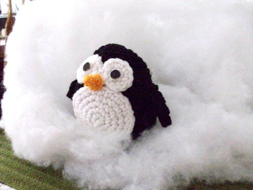 1000+ ideas about Crochet Penguin on Pinterest ...