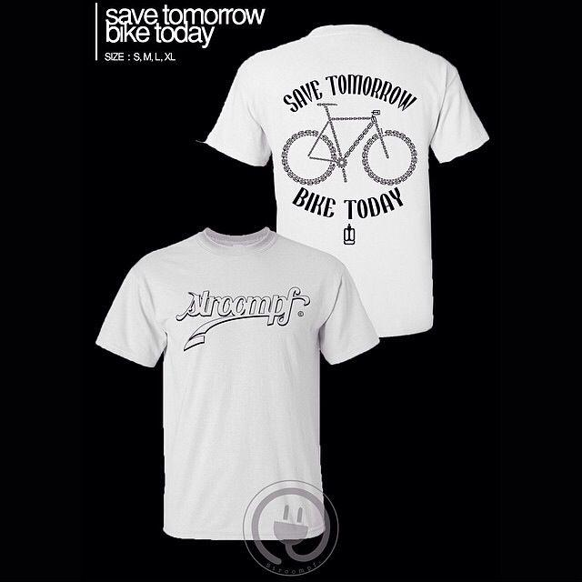 #savetomorrowbiketoday IDR 125k