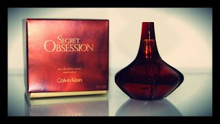 MichelaIsMyName: Calvin Klein Secret Obsession REVIEW