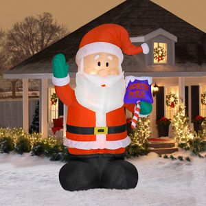 1000 images about holiday inflatables on pinterest lawn for Airblown nutcracker holiday lawn decoration