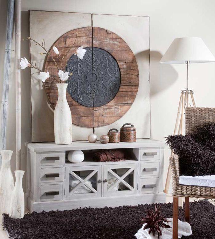 7 best Muebles de estilo industrial-étnico images on Pinterest ...