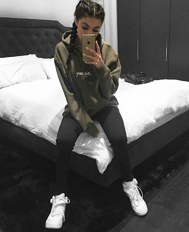 @madisonbeer in our hoodie ❤ Www.blackdope.de