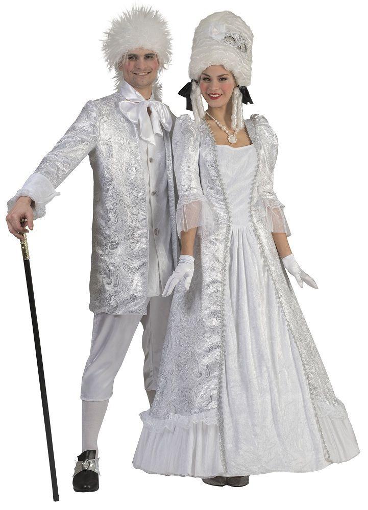 Barock Kostüm Christian Silber für Herren | Barock & Rokoko | Historisch | Karnevalskostüme | Herren | Das Kostümland