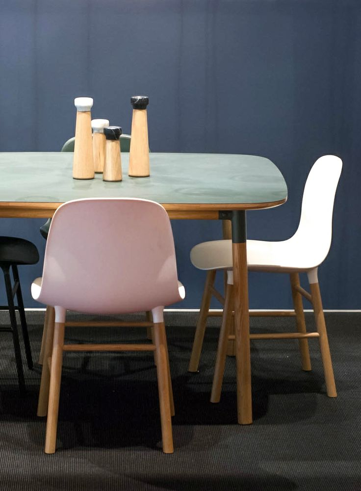 Via NordicDays.nl | New Normann Copenhagen | Form Chair