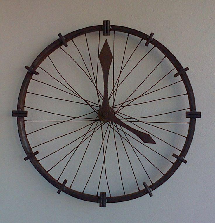25 Unique Bicycle Wheel Decor Ideas On Pinterest Bicycle Wheel