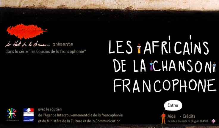 Chansons africaines (francophone)