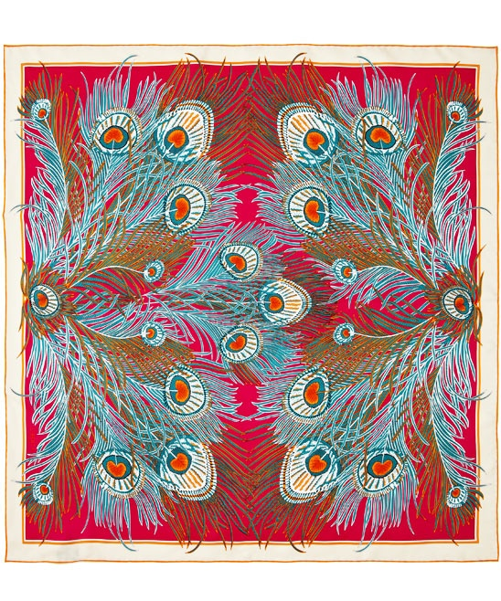 I really wish I had splurged on a  Liberty print scarf last time I was in London. Next time...sigh.