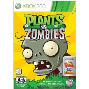Plants Vs. Zombies #xbox360 #videogame