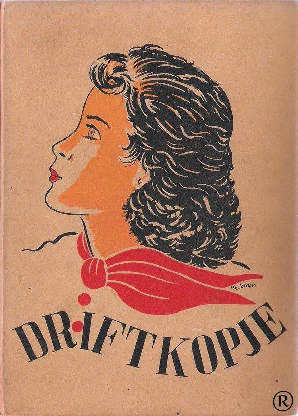Driftkopje, geschreven door Bertha Clement. Uitgegeven door Het Boekhuis - Antwerpen