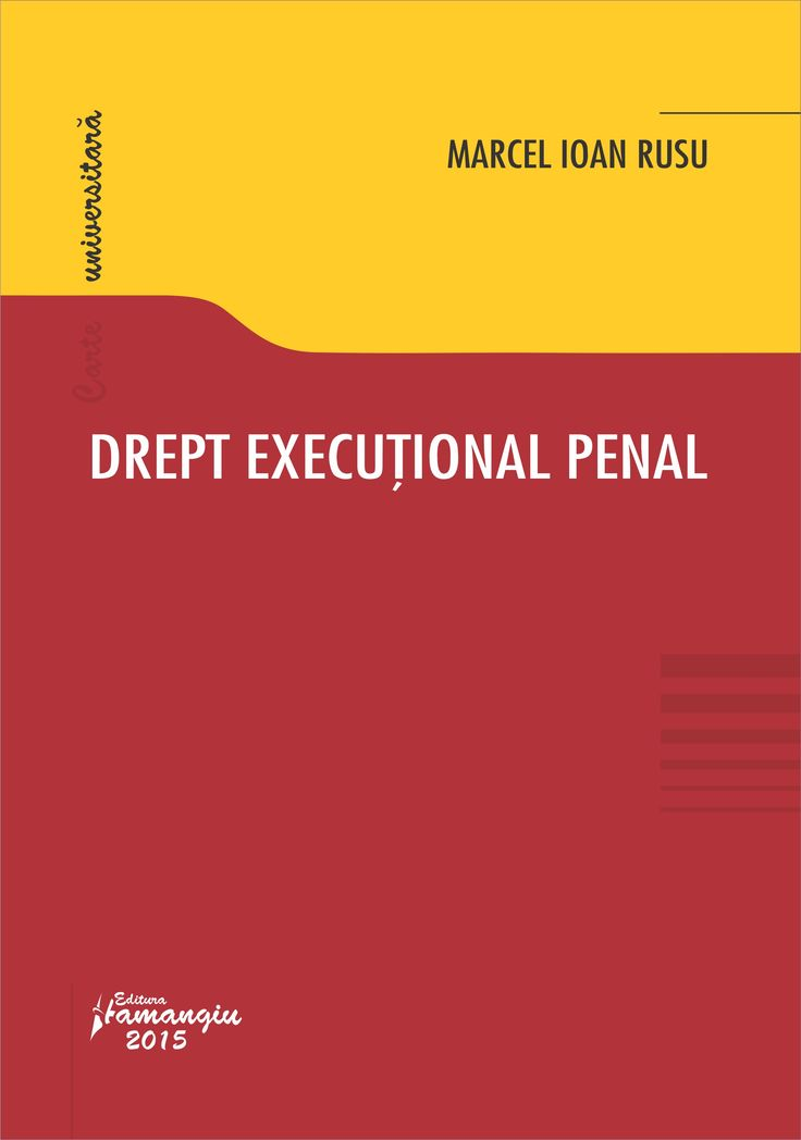 Drept executional penal