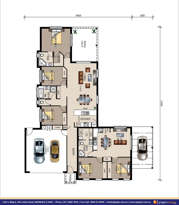 Grace 3 Floor Plan