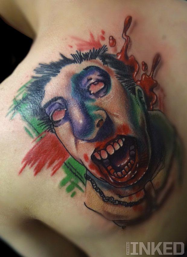 #freshlyinked #inkedmag #tattoo #tattoos #artist #tattooer #tattooist Daniel Acosta Leon