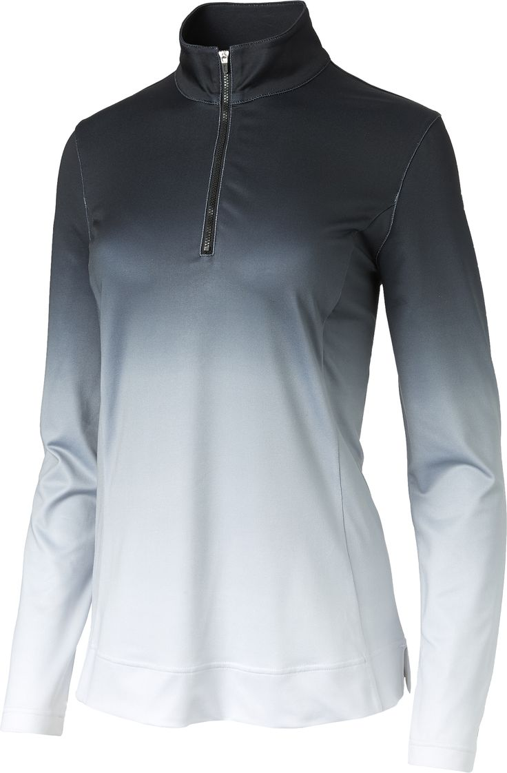 Slazenger Women's Tech Collection Ombre 1/4-Zip | Golf Galaxy